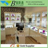 good quality wall display shelf jewelry shop furniture,jewellery shop display furniture design