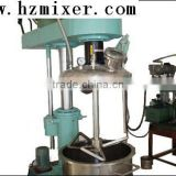 vacuum ink filling machine-----semi auto vacuum ink filling machine
