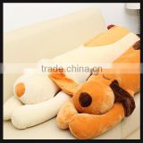 plush german shepherd dog toy cute cushion