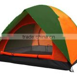 Double Roof two doors camping tent
