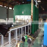 Safe and easy to operate rubber vulcanizing machine/hydraulic press for rubber vulcanization