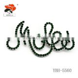 wholesale charming jewellery antique handmade letter alloy rhinestone brooch