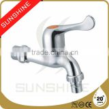 KX1004-C Plastic Chroming Washing Bibcock Industrial Water Faucets                                                                         Quality Choice