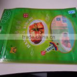 reclosable polybags for food packing high barrier food packaging bag