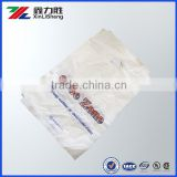 Printed Die Cut PE Plastic Shopping Carrier Bag