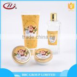 BBC Christmas Gift Sets Suit 008 Body care children natural mild bath gift set bath cream