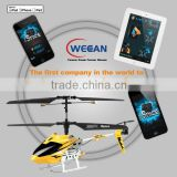 I/R control helicopter toy iOS devices control heli 3.5CH with Gyro