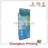 3d lenticular packaging box/ transparent packaging box