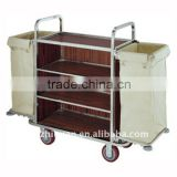 cleaning troleey housekeeping cart (F-182)