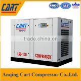 LSB-100A Tipical units with air compressor tanks,dryer and air filters for food industry