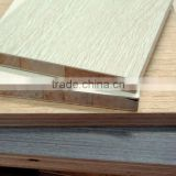 melamine Laminated blockboard, 4*8 poplar Block board