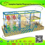 CE GS TUV Certificated children outdoor playground playground bridge
