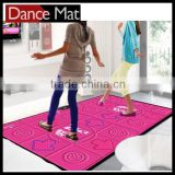Twin Double USB Plastic Dance Mat Pad For TV PC