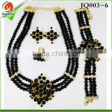 JQ003-6 2015 High End Imitate Women Jewelry Set Arrival