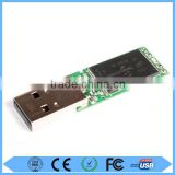 Top selling cheapest colorful bare usb flash drive