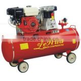 5.5HP 150L 8Bar diesel engine driven air compressor aluminium air compressor pump