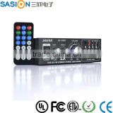 Sasion ES-698D Portable Hi-Fi karaoke home audio high power amplifier 100w