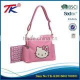 Competitive Price hot sale wholesale pink adult diaper bag
