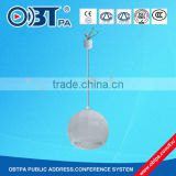 OBT-317 PA System Suspension Speakers/Ball Shaped Hanging Ceiling Speakers10w