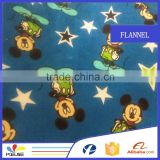 "20*10 42*44 57/58"" baby clothes printed flannel fabric stock lots"
