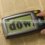 4.3 Inch Handheld USB Digital Magnifier with Stand In 7 Background Colors, OEM Support