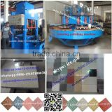 KB-125E/400 Italian technology Terrazzo floor tile molding machine china machinery manufacturers