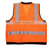 Warning Reflective Led Safety Vest Factory Directly Provide High Quality traffic safety vest