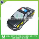 Promotional Soft PU Foam Policeman Car, Anti Stress Policeman Car, Stress Policeman Car Toy