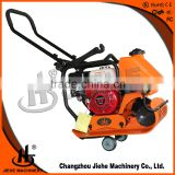portable walk-behind manual operate roller compactor machine with spraying system and strong shock tube JHC-1600