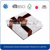 Alibaba gold suupplier handmade cardboard wedding paper gift box                                                                         Quality Choice