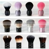 Powder Kabuki Brush Makeup Brush free samples/metal handle kabuki cosmetic brush, powder brush, blusher brush