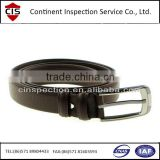 Man Belt inspection service in China