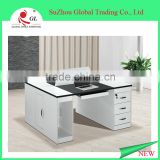 melamine board modern aluminum partition office cubicle workstation