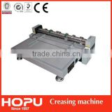 manual creasing machine creasing cutting machine used paper perforating machine