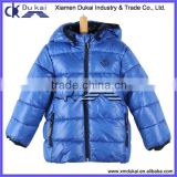 Boy's padded jacket, puffy jacket for boy, winter warm padding jacket