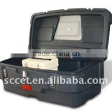 110L Black ATV Cooler Trunk with Cooler Box