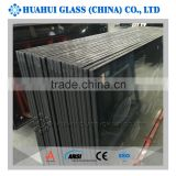 10mm+12A+10mm building safety insulated glass for curtain wall, windows with CE ISO ANSI certificate