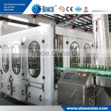Factory produce Automatic PET Bottle Carbonated Drink Bottling Mechanical / Apparatus / Device