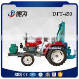 120m Dft-450 Portable China Tractor Mounted Used Borehole Water Well Drilling Machine Price for Sale