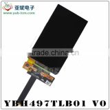 5 inch transparent oled screen 720*1280 RGB