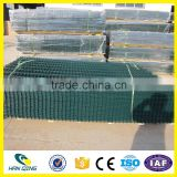 PVC 6x6 reinforcing welded wire mesh fence peach shaped post heavy gauge welded wire fence manufacture
