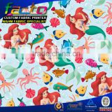 Custom Print, OEM Service, Cotton Lycra Knit Fabric                                                                         Quality Choice