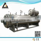 Retort Sterilizer for Canned Sardine Fish Pouches Water Spray Retort