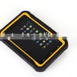 Waterproof 7 inch android 3G Fingerprint Sensor RFID tablet PC factory