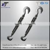 US STANDARD FORGED GALVANIZED HEAVY DUTY TURNBUCKLE WITH HOOK AND HOOK