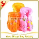 Many sizes,non-specialist,environmental protection materials,pvc inflatable kids summer life jackets