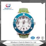 8 colors hot selling geneva silicon watch,watch women ,lady watch 2015