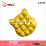 PR523 PRZY 16 even bear food grade silicone silicone cake mold chocolate mold cake making tools