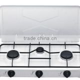 2014 Simple Table Top Gas Hobs With Cover Zhongshan Factory OEM service( Model no: XL-Q02) )