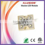 Sign Lighting Use 3 Years Warranty CE ROHS Certificate DC12V Waterproof PVC SMD 3528 smd led custom module